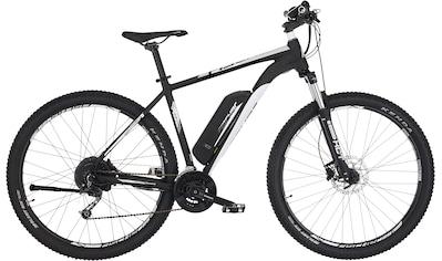 FISCHER Fahrräder E - Bike »EM 1724 MTB E - Bike«, 24 Gang Shimano Deore Schaltwerk, Kettenschaltung, Heckmotor 250 W kaufen