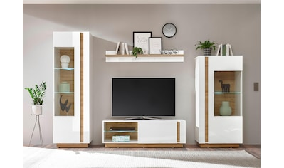 Wohnwand »CLAiR Kombi 21«, (Set, 4 tlg.) kaufen