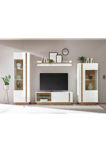 INOSIGN Wohnwand »CLAiR Kombi 21«, (Set, 4 St.) kaufen