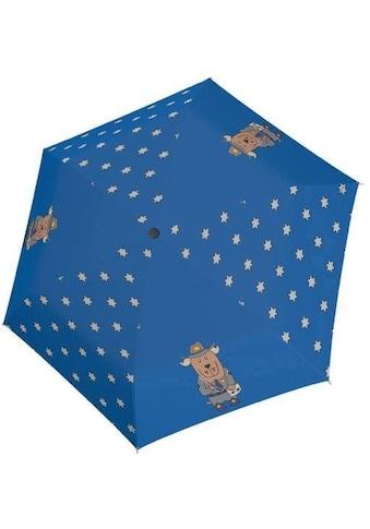 doppler® Taschenregenschirm »Kids Cool Sheriff« kaufen