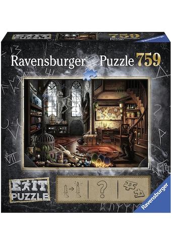 """Ravensburger Puzzle """"Puzzle Exit 5: Im Drachenlabor"""" kaufen"""