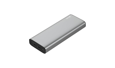 XLAYER Zusatzakku »Powerbank PLUS MacBook Space Grey 20100mAh (45W) S« kaufen