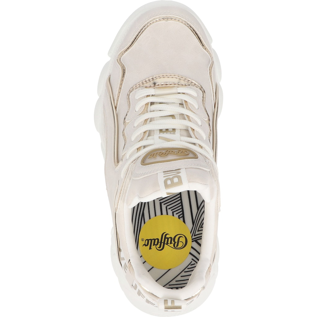 Buffalo Sneaker »Lederimitat«