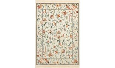 NOURISTAN Teppich »Orient Flowers«, rechteckig, 5 mm Höhe, Wohnzimmer kaufen