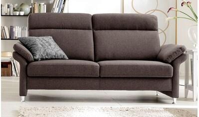 DELAVITA 3-Sitzer »Mailand«, mit komfortablem Federkern-Sitz, wahlweise mit Move-Funktion kaufen