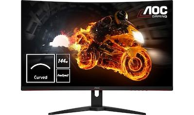 AOC »C32G1« LCD - Monitor (31,5 Zoll, 1920 x 1080 Pixel, Full HD, 1 ms Reaktionszeit, 144 Hz) kaufen