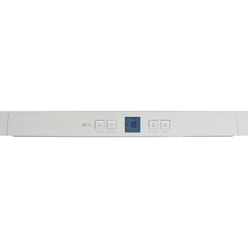 Liebherr Gefrierschrank, 85,1 cm hoch, 55,3 cm breit