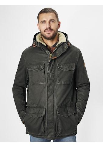 Redpoint Winterjacke »Karlton«, Herren Baumwoll Field Jacket kaufen