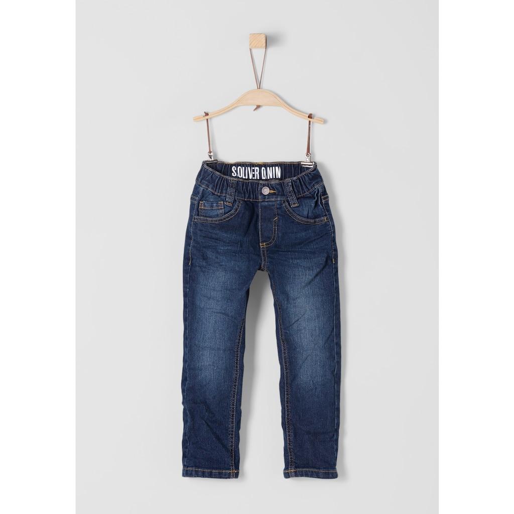 s.Oliver Jeans_für Jungen