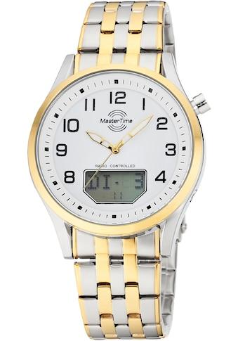 MASTER TIME Funkuhr »Specialist, MTGA-10718-22M« kaufen