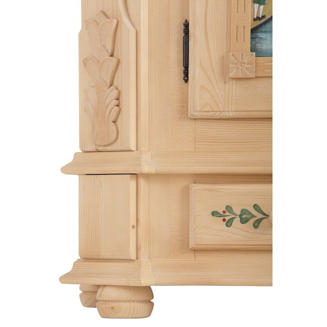 Premium collection by Home affaire Garderobenschrank »Teisendorf«