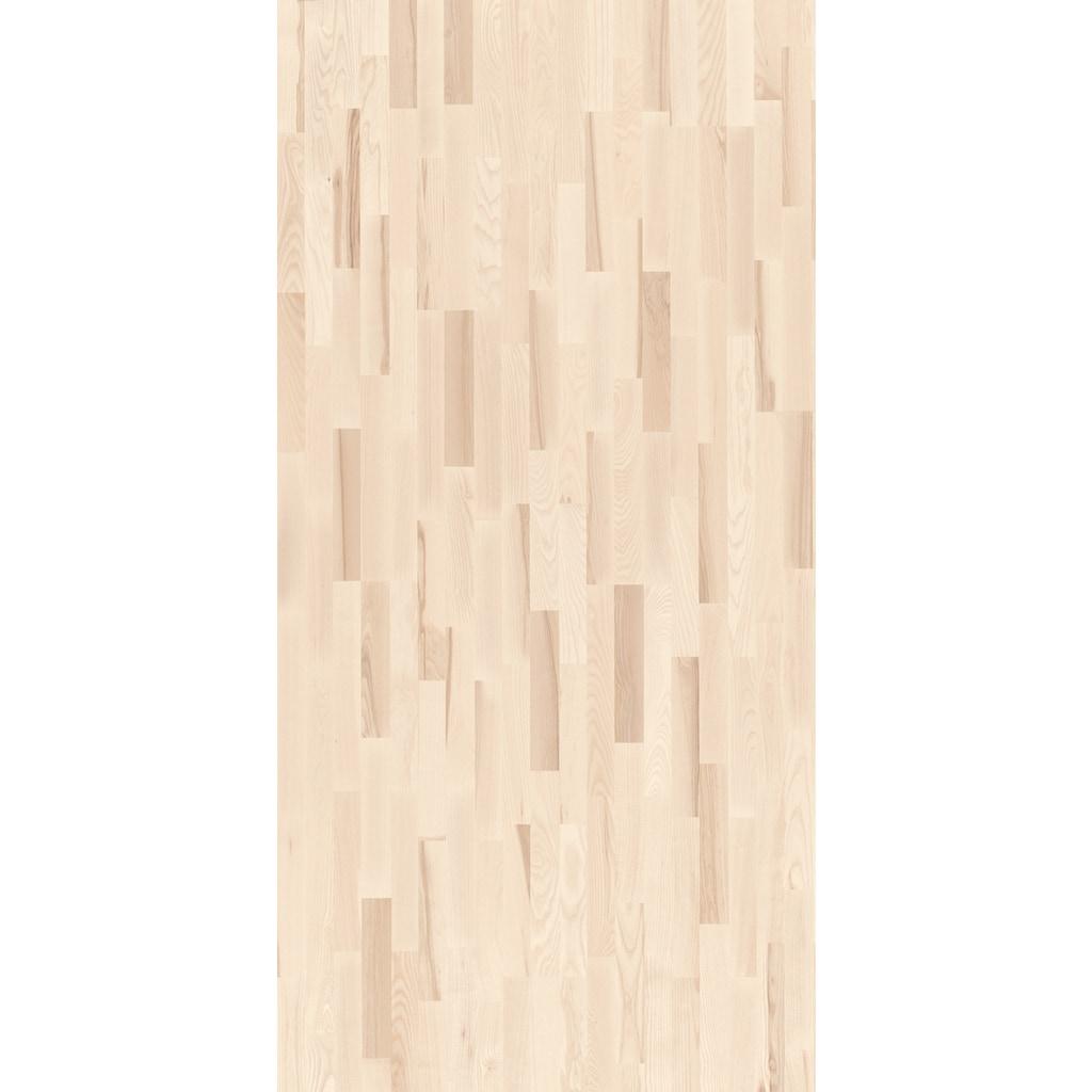 PARADOR Parkett »Classic 3060 Living - Esche, lackiert«, ohne Fuge, 2200 x 185 mm, Stärke: 13 mm, 3,66 m²