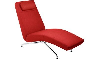 KEBE Relaxliege »Cosmo«, inklusive Nackenkissen kaufen