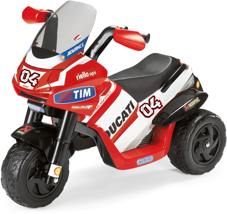 Peg-Pérego Elektrofahrzeug Dreirad für Kinder, ...