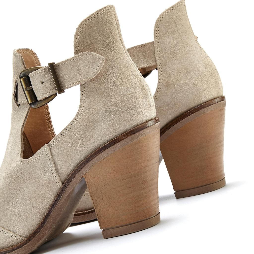 LASCANA High-Heel-Stiefelette
