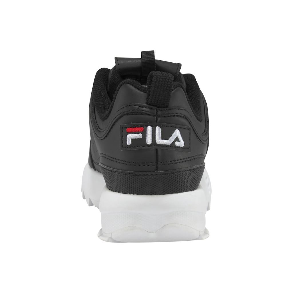 Fila Plateausneaker »Disruptor low«
