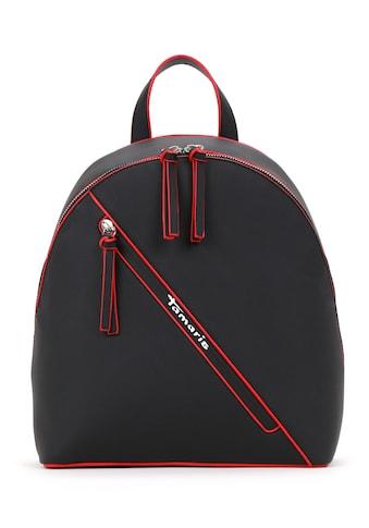 Tamaris Cityrucksack »BABETTE«, mit modischen Kontrastnähten kaufen