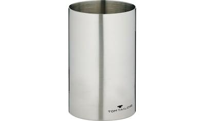TOM TAILOR Zahnputzbecher, »CLASSIC STEEL« kaufen