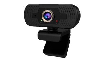 DELTACO Webcam »Tris 1080P Webcam«, Full HD, USB-Anschluss, Videokonferenz, Streaming kaufen