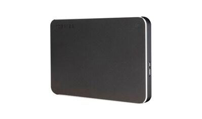 Toshiba »Canvio Premium 4TB dark grey« externe HDD - Festplatte 2,5 '' kaufen