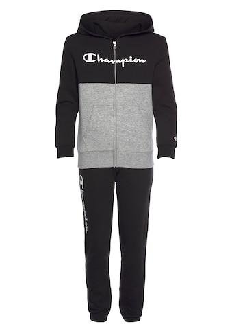 Champion Jogginganzug »Hooded Full Zip Suit« kaufen