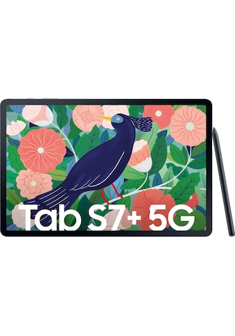 Samsung »Galaxy Tab S7+« Tablet (12,4'', 256 GB, Android, 5G) kaufen