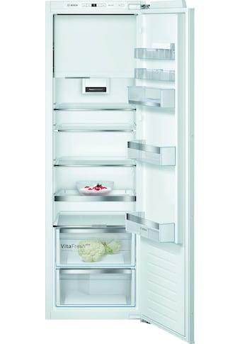 BOSCH Einbaukühlgefrierkombination 6, 177,2 cm hoch, 55,8 cm breit kaufen