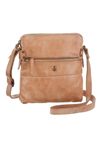 HARBOUR 2nd Umhängetasche »Taliza«, aus Leder mit typischen Marken-Anker-Label und... kaufen