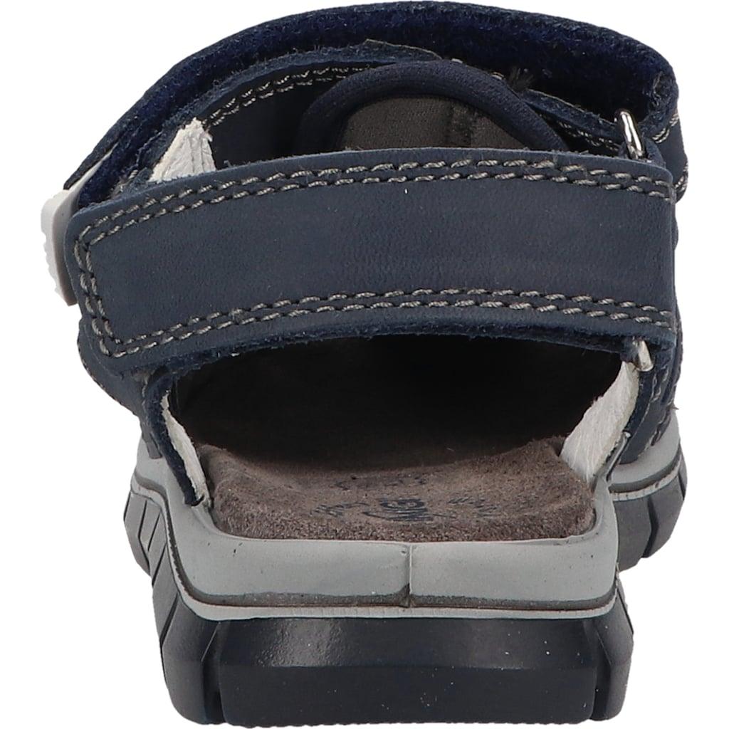 Primigi Sandale »Nubukleder/Textil«