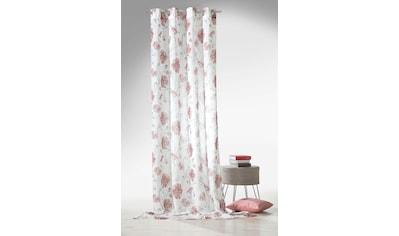 Vorhang, »Dahlia«, Weckbrodt, Ösen 1 Stück kaufen