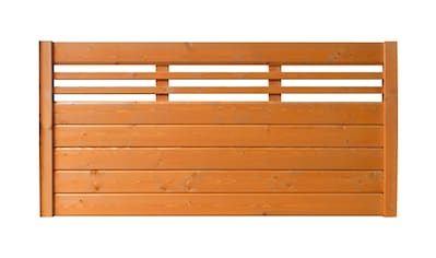 BM Massivholz Sichtschutzelement »EA5Y-F1X 2«, LxH: 180x90 cm kaufen