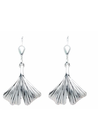 Adelia´s Paar Ohrhänger »925 Silber Ohrringe / Ohrhänger Ginkoblatt«, 925 Sterling... kaufen