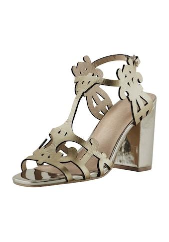 Sandalette mit filigranem Muster kaufen