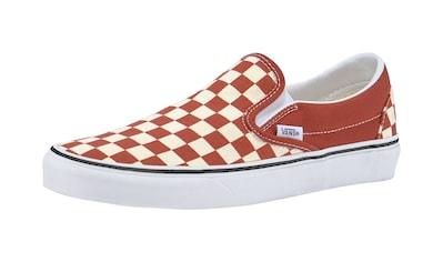 Vans Sneaker »Checkerboard Classic Slip - On« kaufen