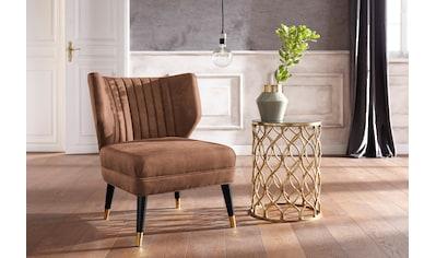 Guido Maria Kretschmer Home&Living Sessel »Clermont« kaufen