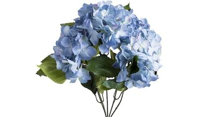 Botanic-Haus Kunstblume »Hortensienbusch« kaufen