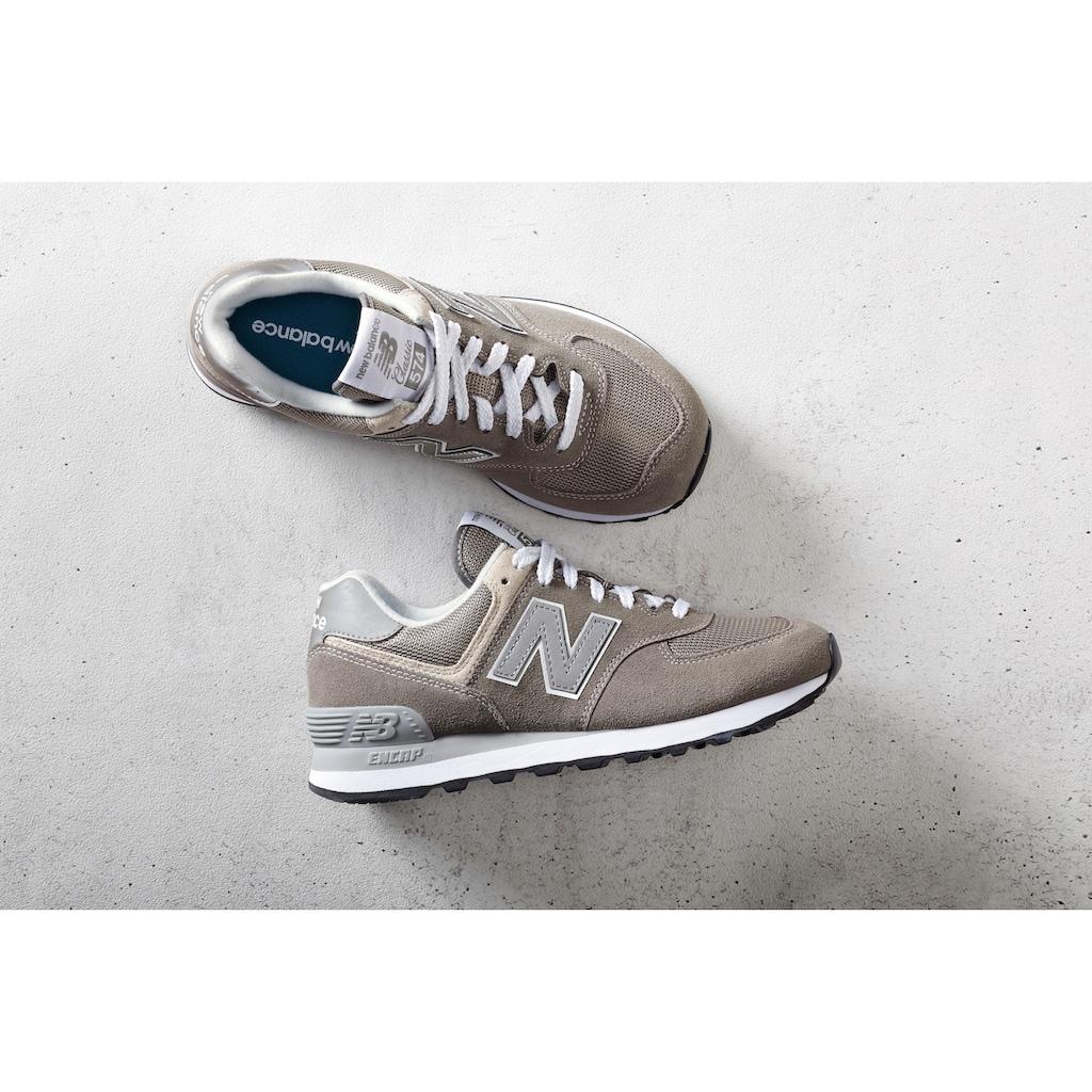New Balance Sneaker »Iconic WL 574 Grey Day«