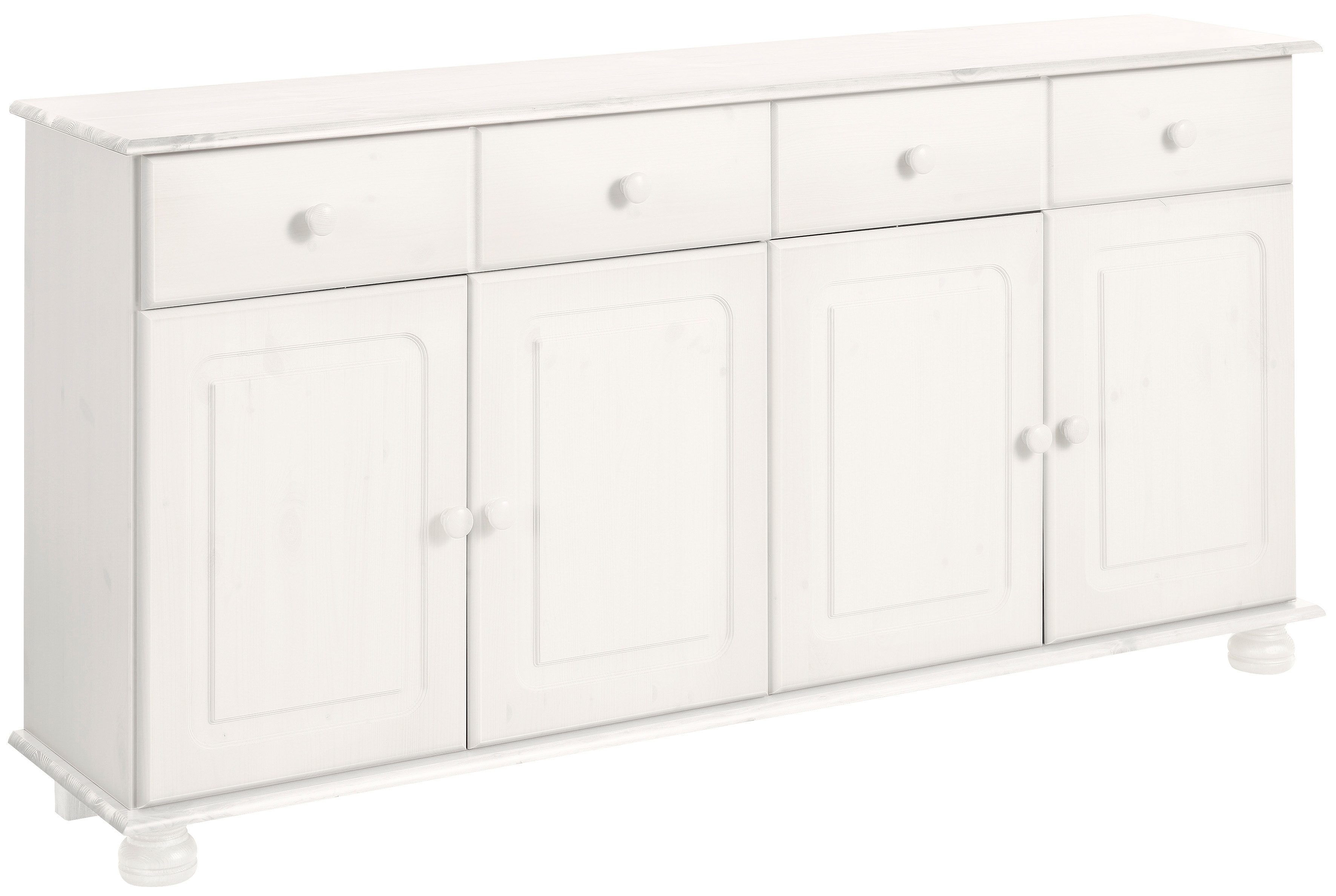 Home affaire Sideboard Mette Breite 156 cm