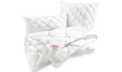 Schlaf-Gut Kunstfaserbettdecke »TENCEL™«, normal, Füllung Tencel™ /Lyocell-Faser, (1... kaufen