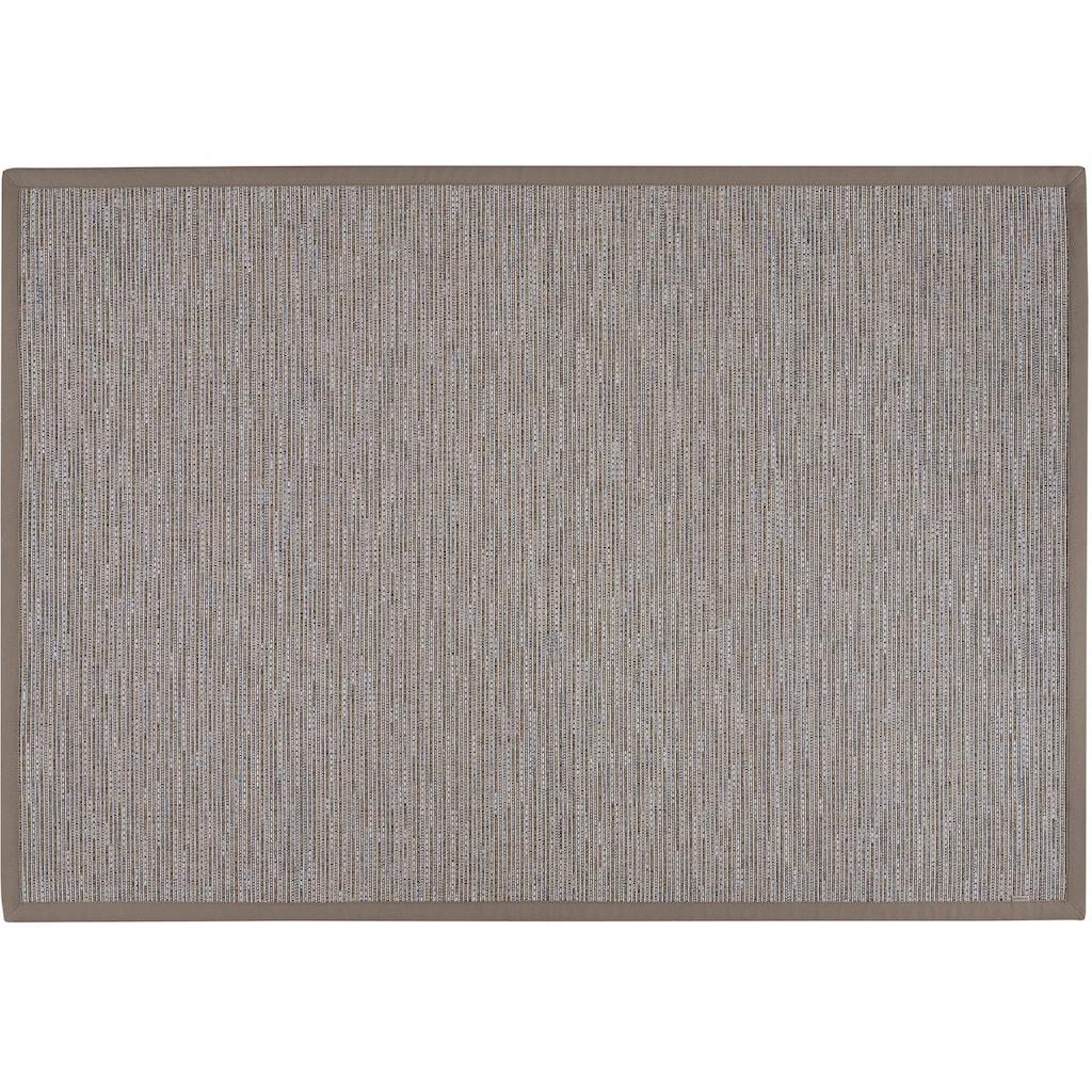 Teppich, »Naturino Effekt«, Dekowe, rechteckig, Höhe 8 mm, maschinell gewebt