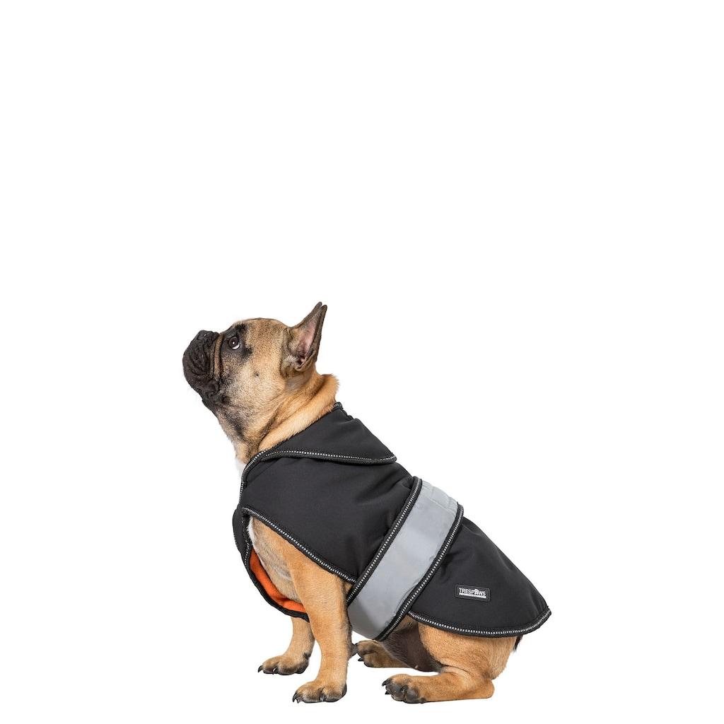 Trespass Hundejacke »Softshell- Butch mit Klettverschluss«, Polyester, (1)