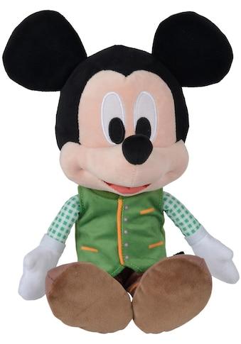 SIMBA Kuscheltier »Disney Lederhosen Mickey, Refresh, 35 cm« kaufen
