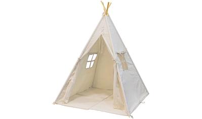 Sunny Tipi-Zelt »Alba«, für Kinder, BxLxH: 120x120x159 cm kaufen