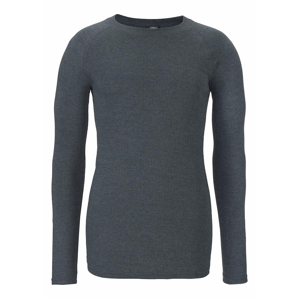 HEAT keeper Funktionsshirt »Thermo Langarm-Shirt«
