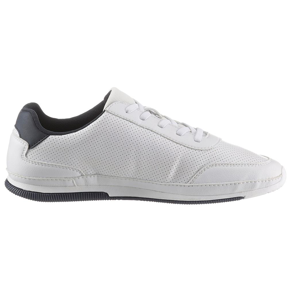 bugatti Sneaker »Report«, mit Elastic Laces