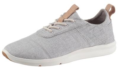 TOMS Sneaker »CABRILLO«, mit modischen Kontrast-Details kaufen