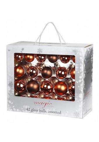 INGE - GLAS® Glaskugel - Sortiment »Magic«, ((42 - teilig)) kaufen