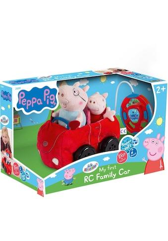 Revell® RC-Auto »Revellino®, Peppa Pig«, mit Plüsch kaufen