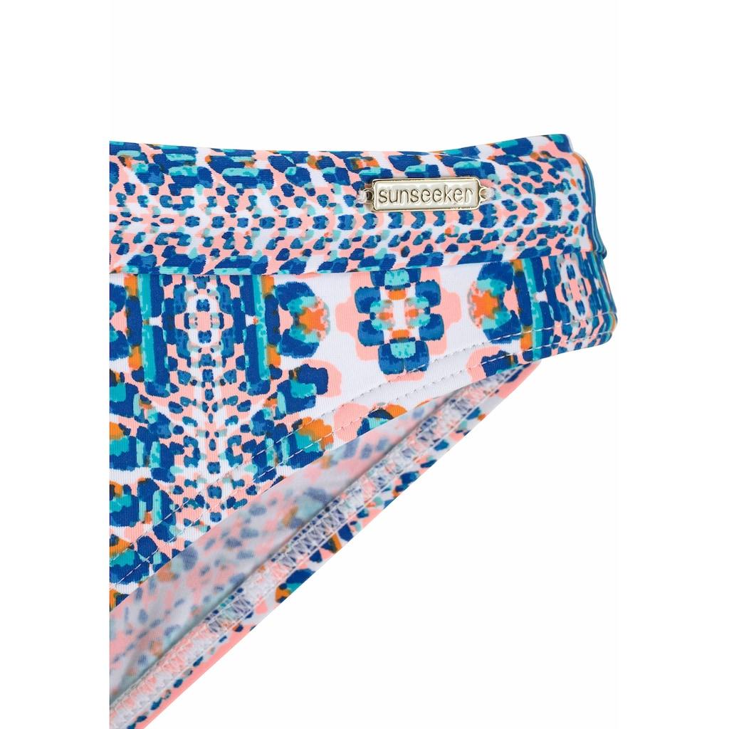 Sunseeker Bikini-Hose »April«, mit Umschlagbund
