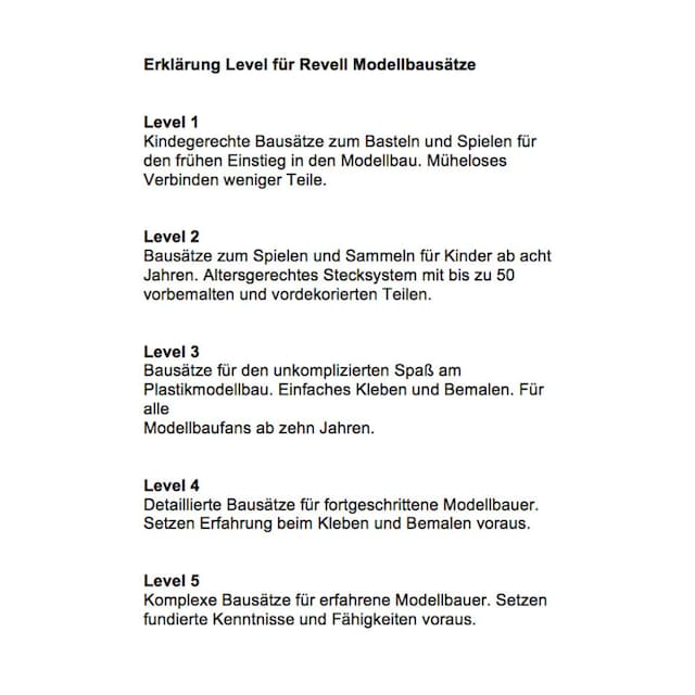 "Revell® Modellbausatz ""Focke Wulf Fw190 F-8"", Maßstab 1:32"